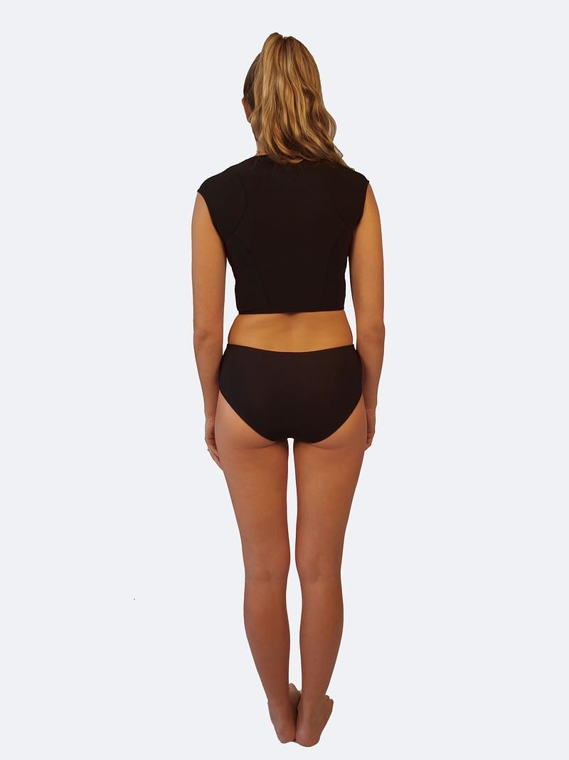 womens high waist bikini bottoms